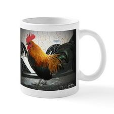 Bantam Rooster Mug