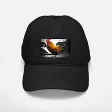 Bantam Rooster Baseball Hat