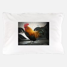 Bantam Rooster Pillow Case