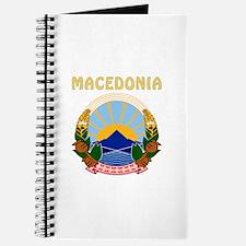 Macedonia Coat of arms Journal