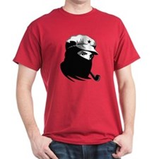 Strk3 Monochrome Zapatista T-Shirt