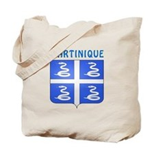 Martinique Coat of arms Tote Bag