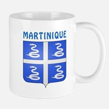 Martinique Coat of arms Mug