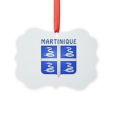 Martinique Coat of arms Ornament
