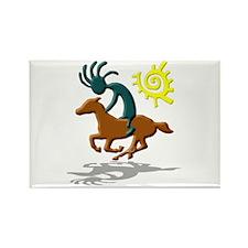 Pony Rectangle Magnet