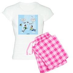 Pair-a-Shoes vs. Parachute Pajamas