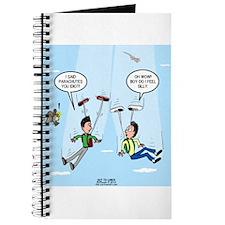 Pair-a-Shoes vs. Parachute Journal