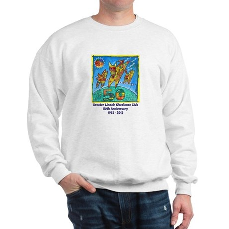 GLOC 50th Anniversary Sweatshirt