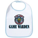 Fort Hood Game Warden Bib
