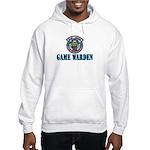 Fort Hood Game Warden Hooded Sweatshirt