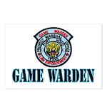 Fort Hood Game Warden Postcards (Package of 8)