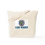 Fort Hood Game Warden Tote Bag