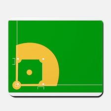 Baseball Field Mousepad