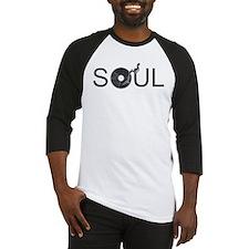 Soul Music Vinyl Baseball Jersey