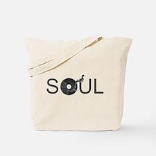 Soul Music Vinyl Tote Bag