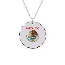 Mexico Coat of arms Necklace