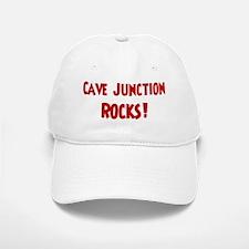 Cave Junction Rocks Baseball Baseball Cap