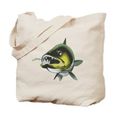 Walleye Tote Bag