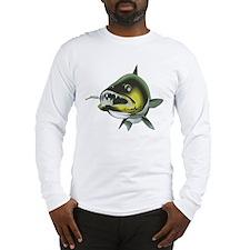 Walleye Long Sleeve T-Shirt