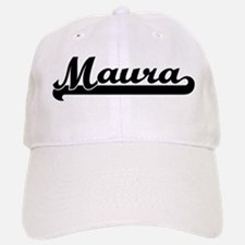 Black jersey: Maura Baseball Baseball Cap