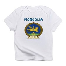 Mongolia Coat of arms Infant T-Shirt