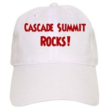 Cascade Summit Rocks Baseball Cap