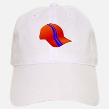 Orange and Blue Baseball Baseball Cap Baseball Baseball Cap