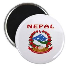 NEPAL Coat of arms Magnet