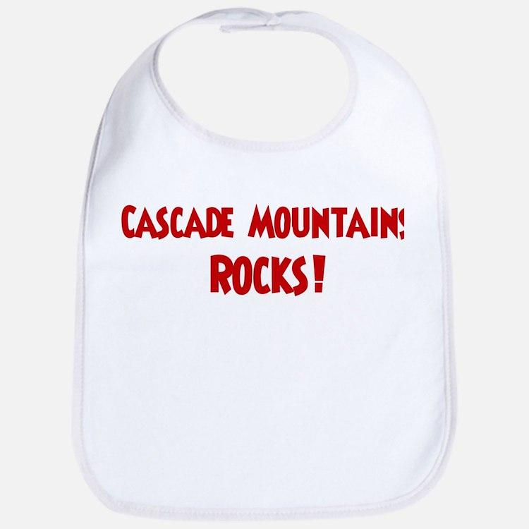 Cascade Mountains Rocks Bib