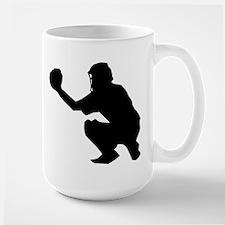 Baseball Catcher Mug