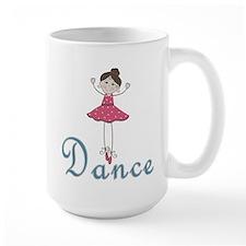 Dance Ballerina Mug