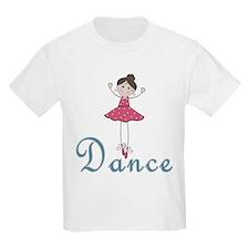 Dance Ballerina T-Shirt