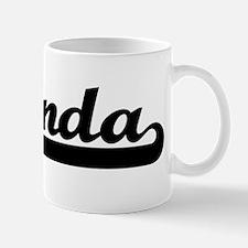 Black jersey: Rhonda Mug