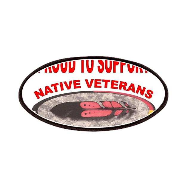 Va Native Plant Society: PROUD TO SUPPORT NATIVE VETERANS-WOUNDED WARRIOR P By