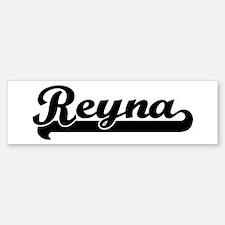 Black jersey: Reyna Bumper Bumper Bumper Sticker