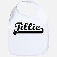 Black jersey: Tillie Bib
