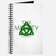 THE MIGHTY IRISH Journal