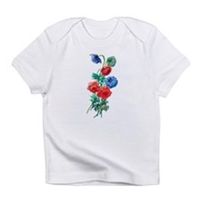 Poppy Anemone Drawn From Nature Infant T-Shirt