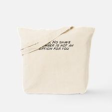 Unique No shave november Tote Bag