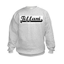 Black jersey: Tiffani Sweatshirt