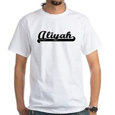 Black jersey: Aliyah Shirt