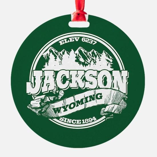 Jackson Old Circle Ornament