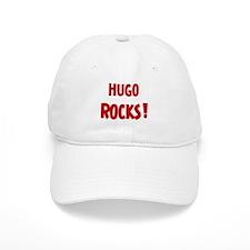 Hugo Rocks Baseball Cap