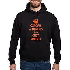 San Francisco Beard Hoodie