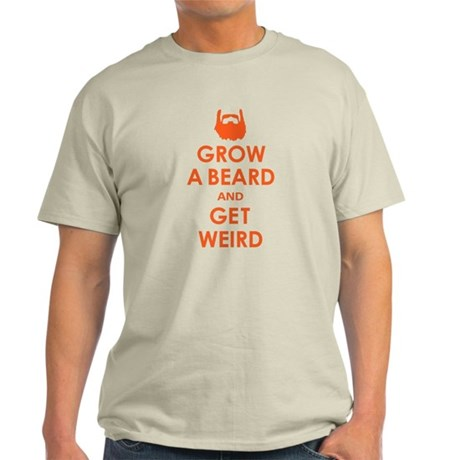 San Francisco Beard Light T-Shirt