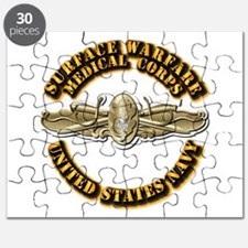 Navy - Surface Warfare - MC Puzzle
