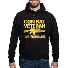 Iraq and Afghanistan Veteran Hoodie