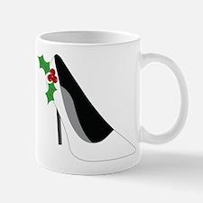 Christmas High Heel Mug