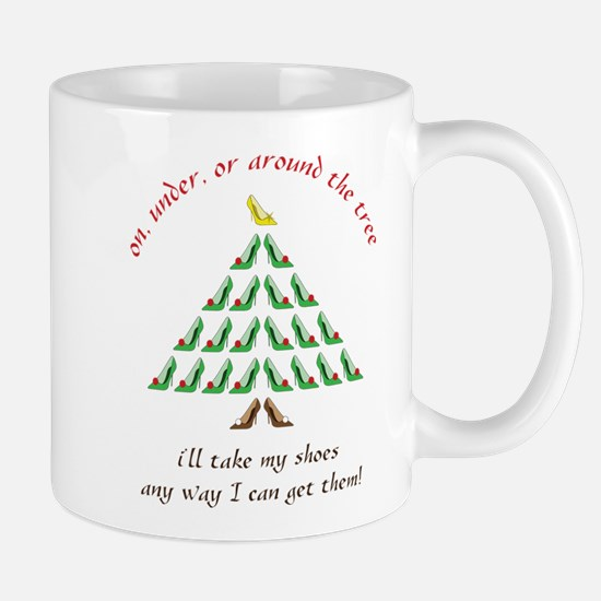 Around The Tree Mug