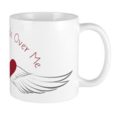 Angels Watch Small Small Mug